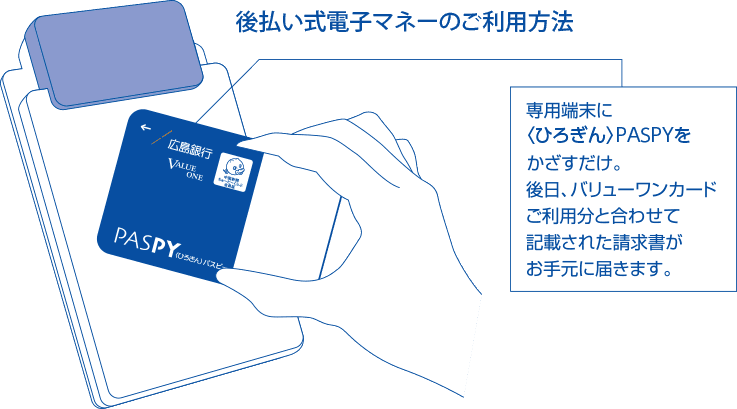 バリュー ワン カード